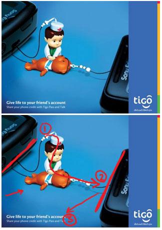 Tigo on Ads of the World