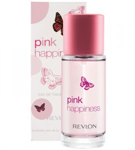 perfume pink happynes