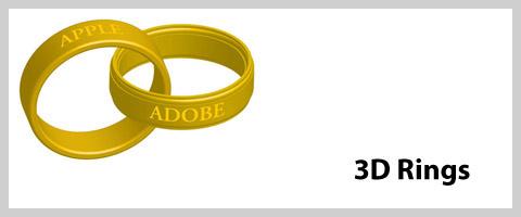 3d-rings