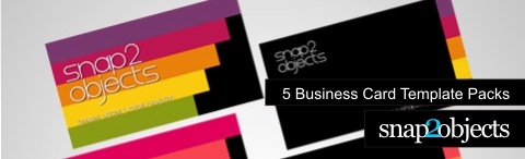 business cards templates header
