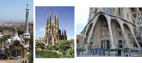 Antoni Gaudi-