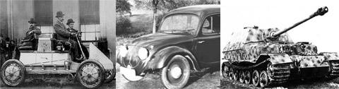 Ferdinand Porsche-